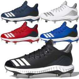 ADIDAS ICON BOUNCE 4 IV LOW METAL Mens Baseball Cleats - Pic
