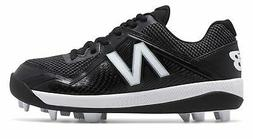 New Balance Kid's Low-Cut 4040V4 Rubber Molded Baseball Clea