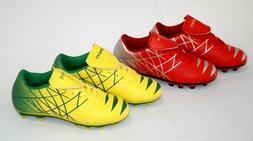 Kids Boys & Girls Outdoor Soccer Shoes Cleats  Brand New siz