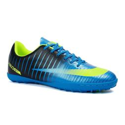 Kids Boys Youth Men Soccer Cleats Shoes Indoor Football Shoe