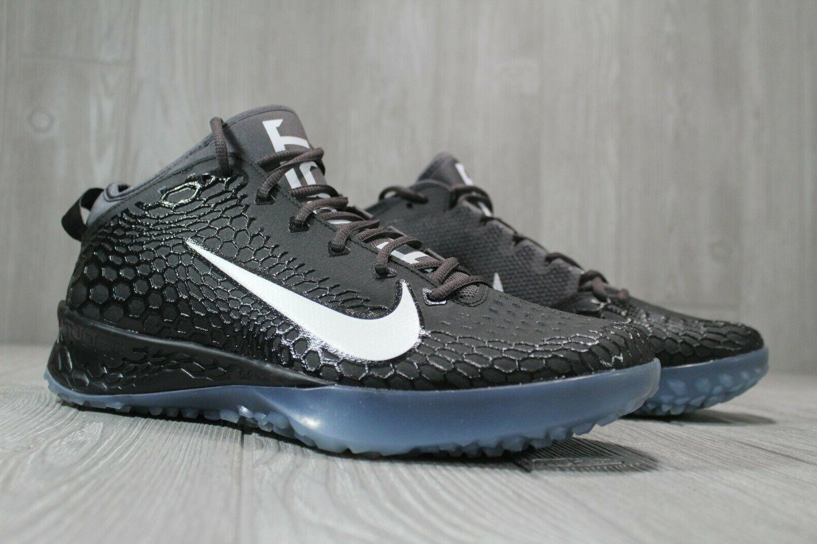 51 Nike Force Trout Turf Cleats AH3374-014 11.5