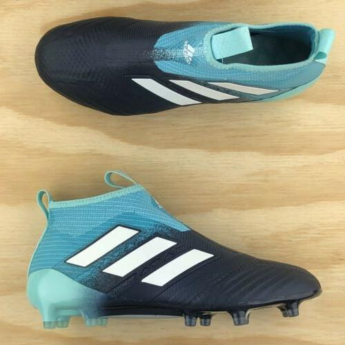 Adidas Ace 17+ Laceless Soccer Cleats Size