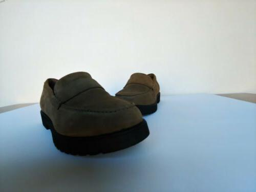 Clarks Artisan Suede Olive New