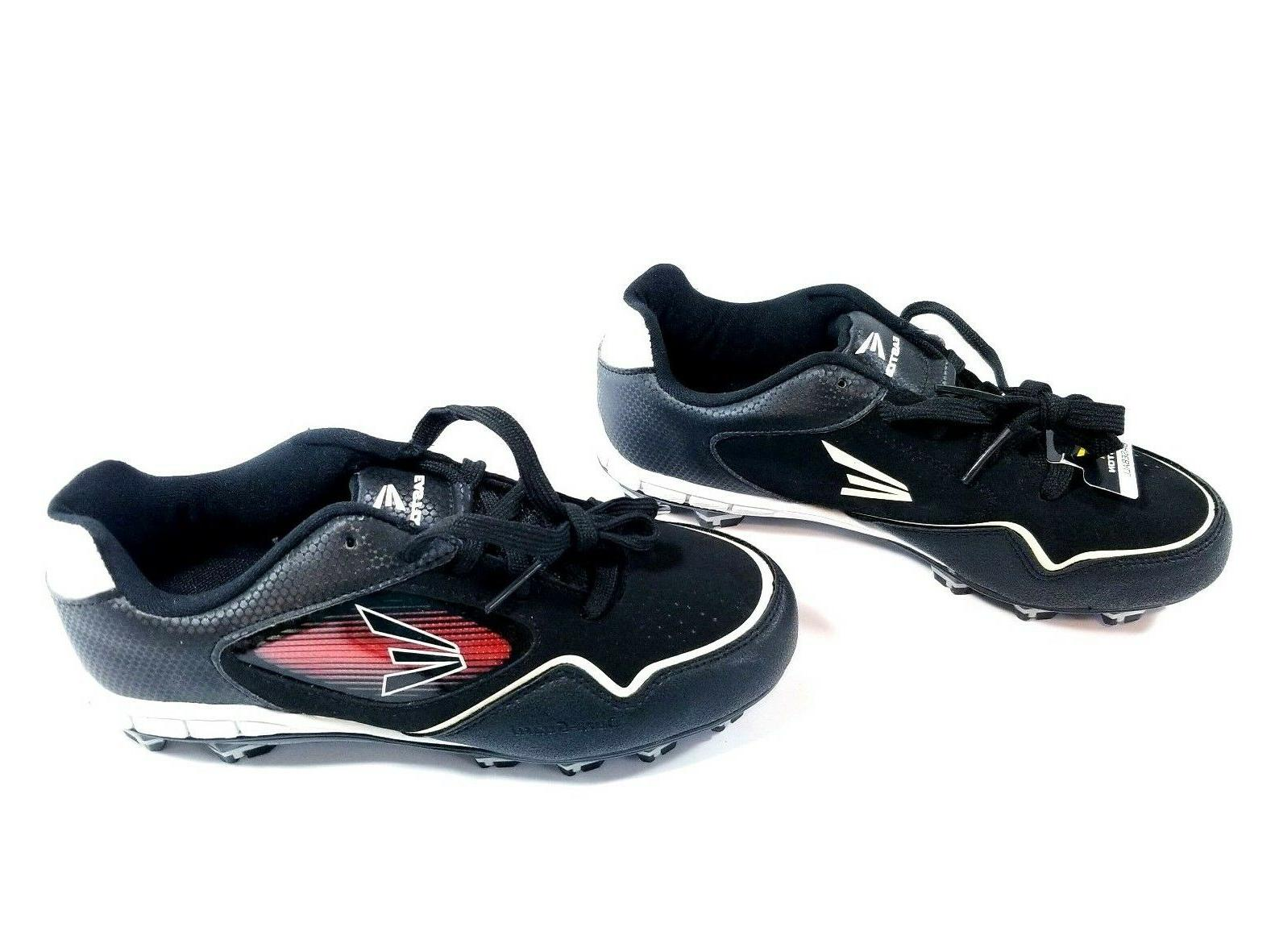 Cleats Boys Youth 6 Black