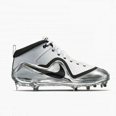 Baseball Cleats Men's Mike 3 Mid Chorme