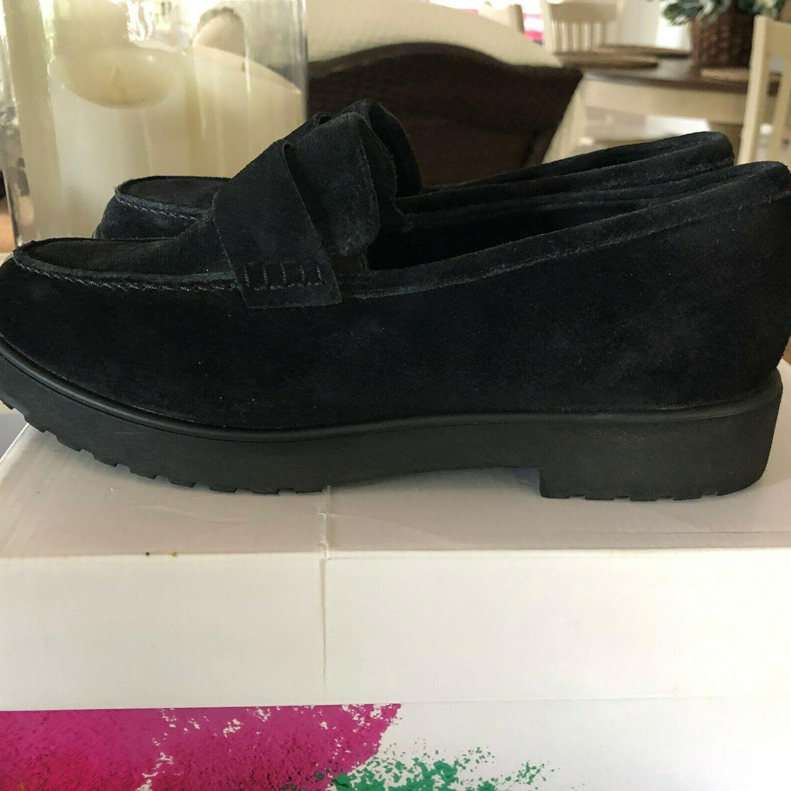Clarks Cleated Loafers Bellevue 7W