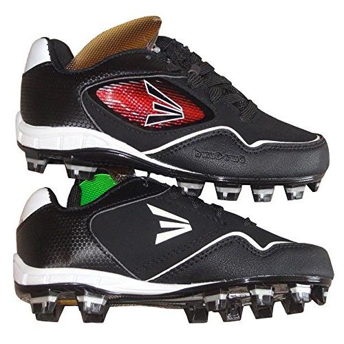 Easton Black Cleats with US