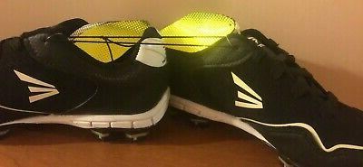 Brand New Youth White CX2 Low Cleats size