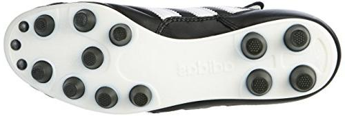 adidas Performance Copa Mundial Shoe,Black/White/Black,7.5