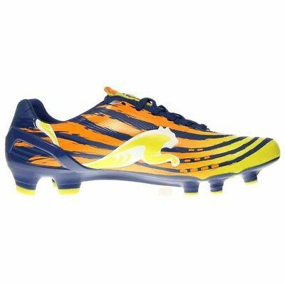 Puma Firm Ground Cleats Soccer Cleats Yellow - Size