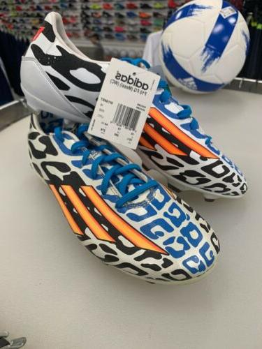 Adidas F10 World Cup Cleats Soccer Size 10.5 Free Shipping
