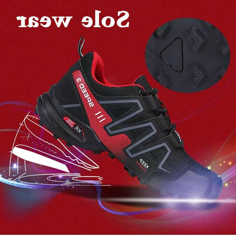 Fashion Men Hiking Breathable Running Sports Athletic