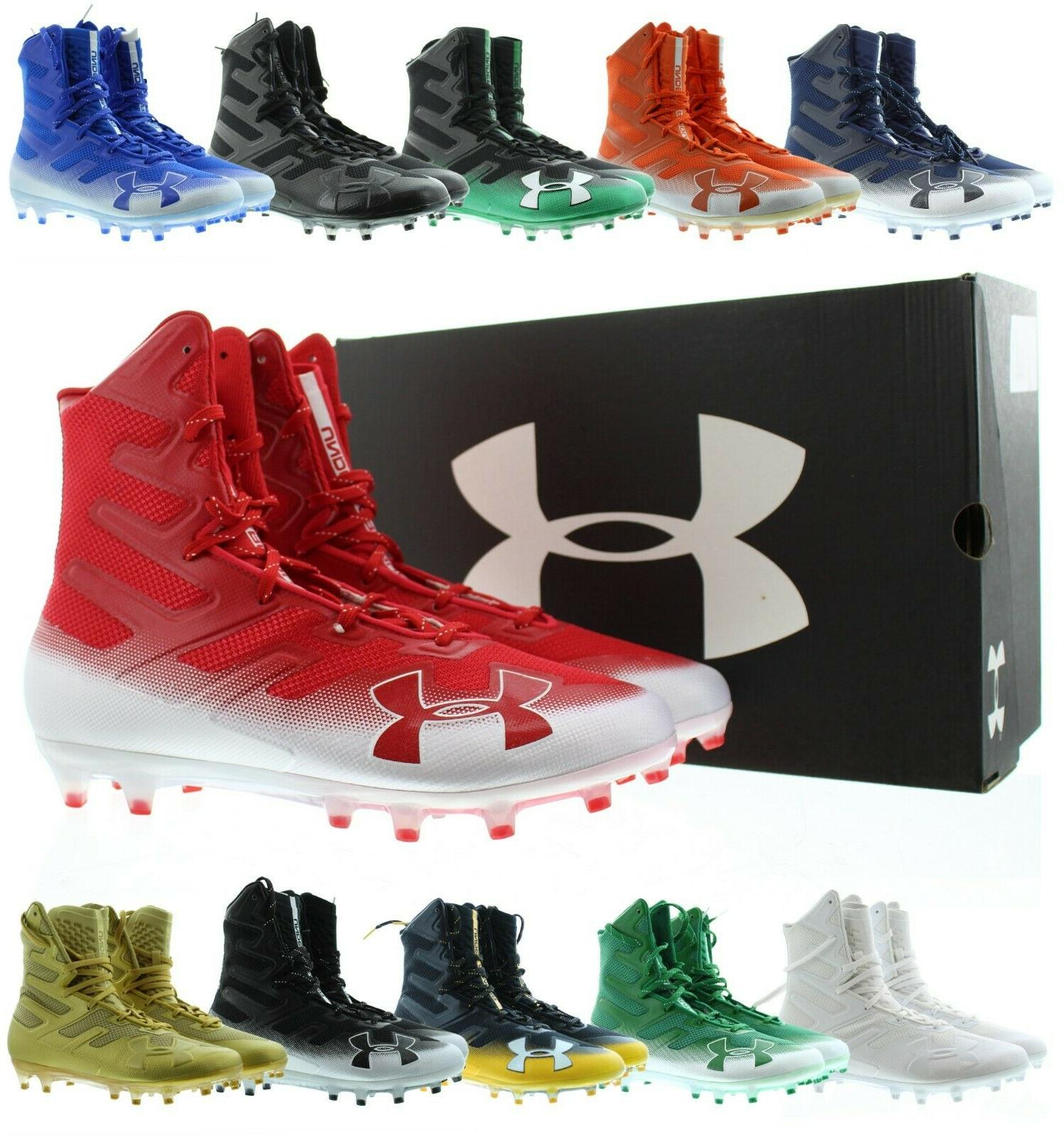 football cleats highlight mc men s athletic
