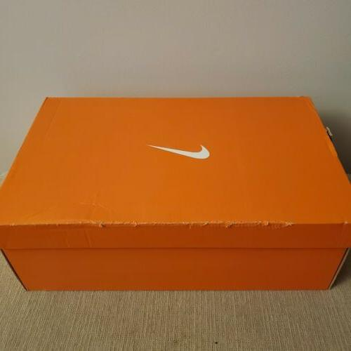 Nike Force TD Cleats Size 10 779422-100