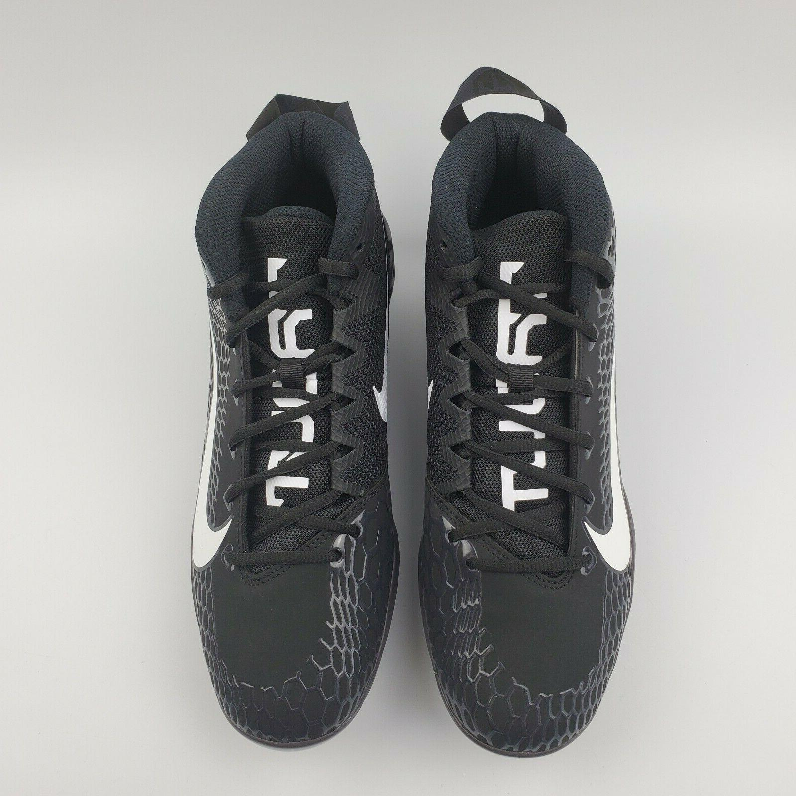 Nike 5 Cleats Size AH3372-010