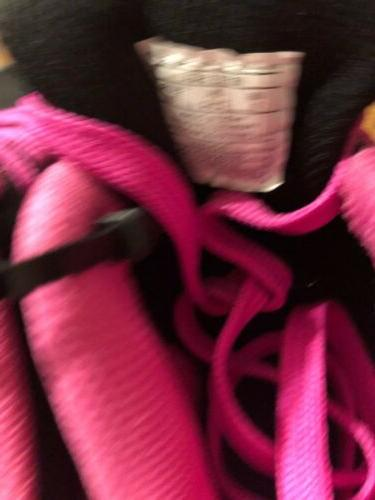 GIRLS 360 WITH PINK SPORTS CLEATS 3