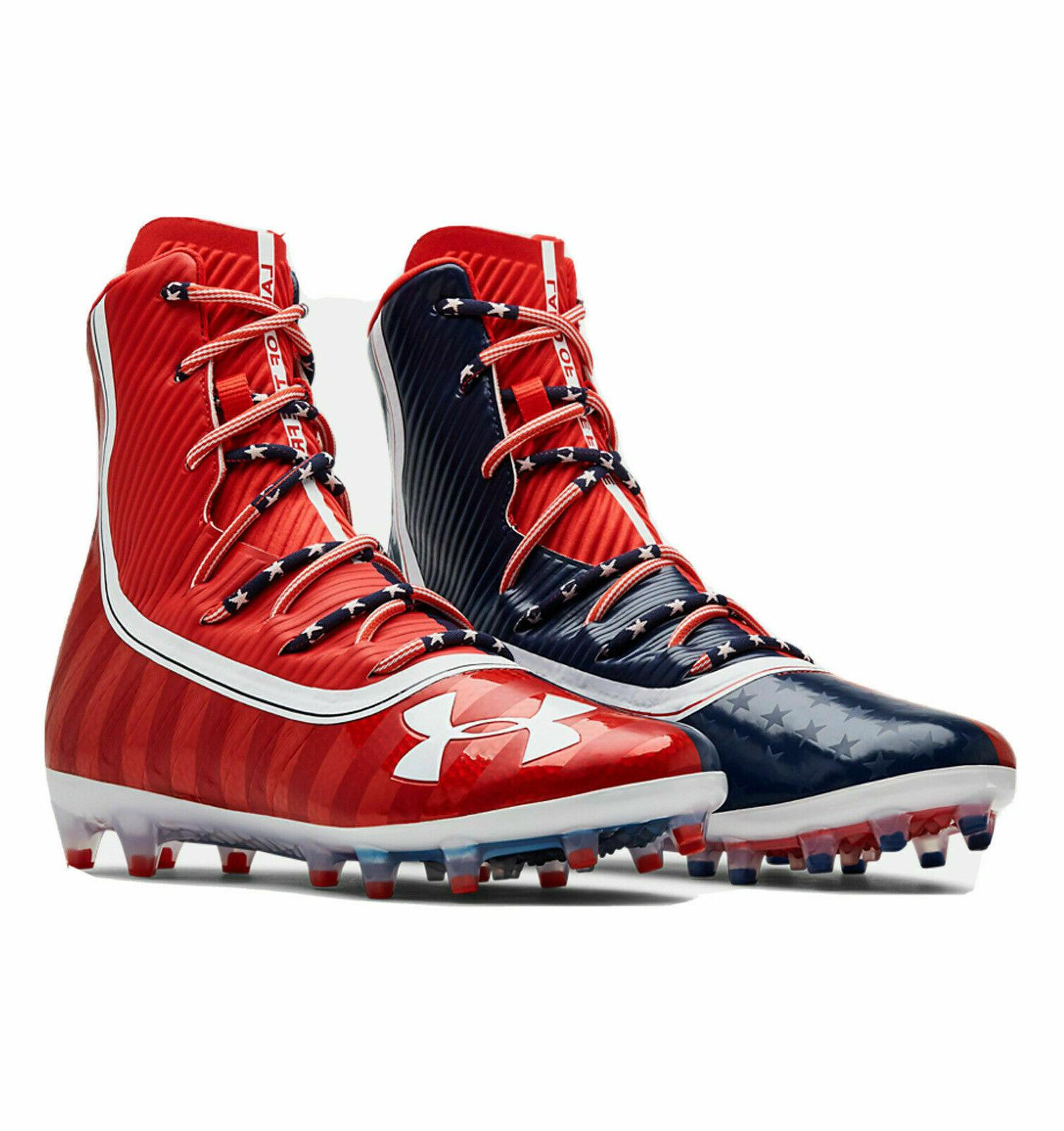 UNDER ARMOUR High & - SIZE