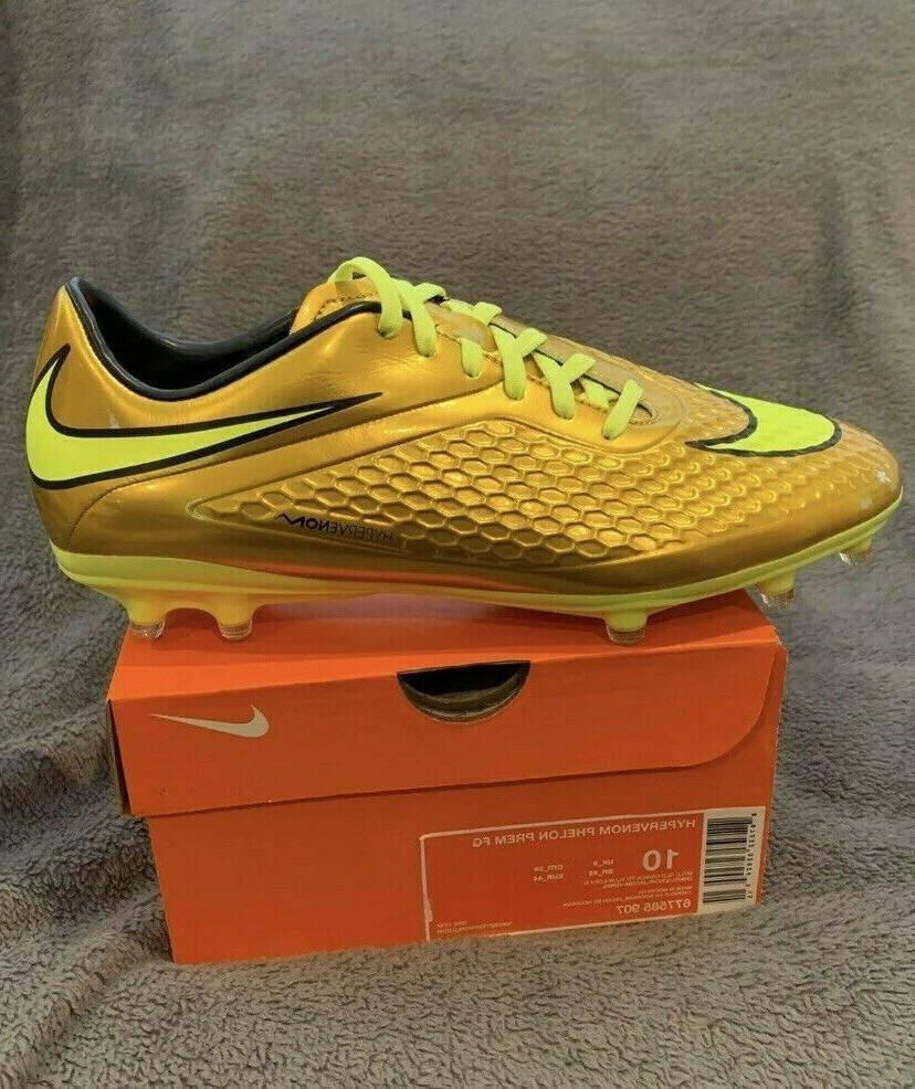 Nike Hypervenom Phelps Prem Cleats