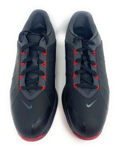 Nike Shoes Red Soft Spikes Size