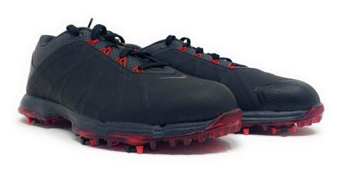 Nike Shoes Cleats Red Soft 853738-001 Mens Size