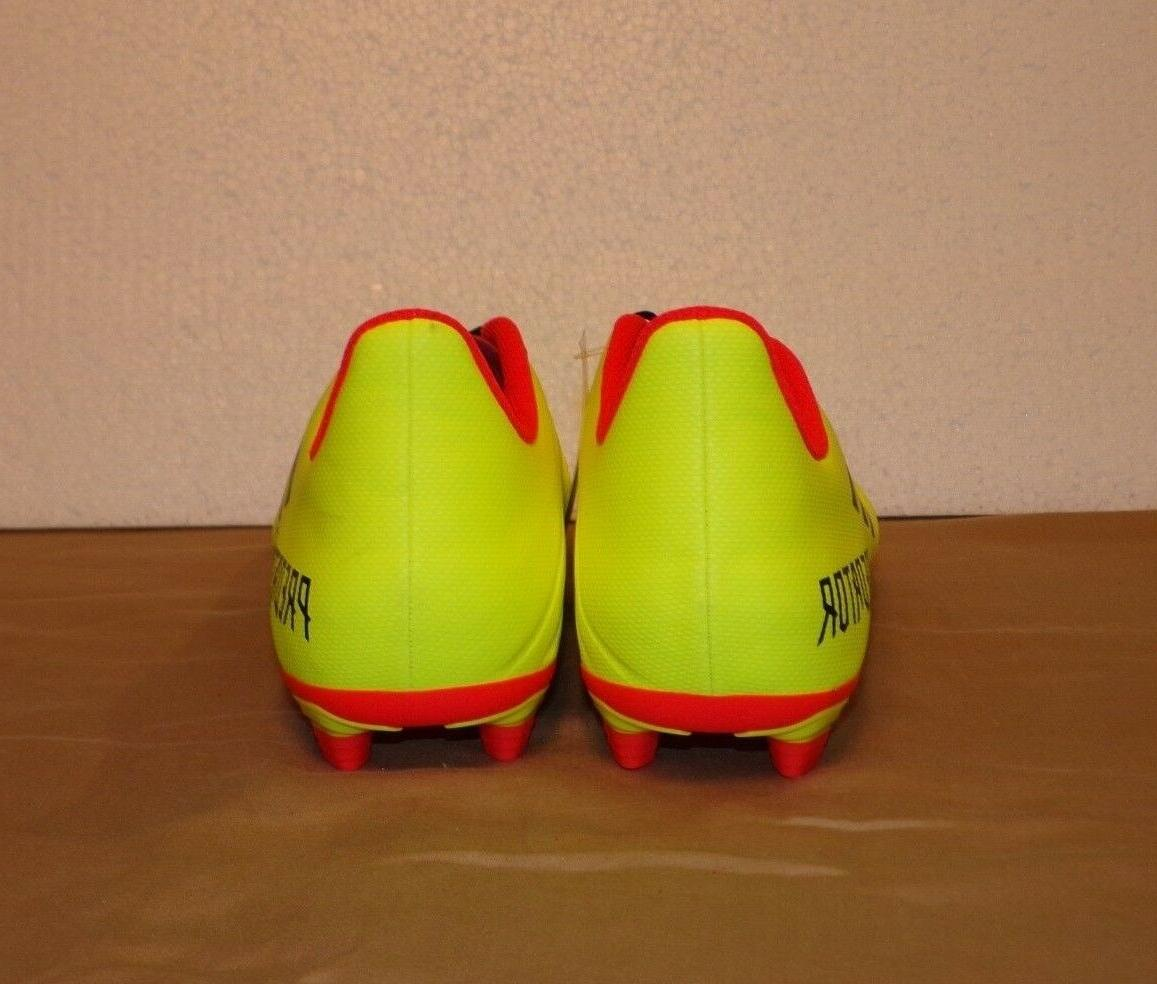 adidas Men's Firm Size 9