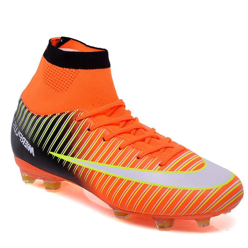 Men's Shoes Football Sneakers Soccer Cleats Outdoor Soccer