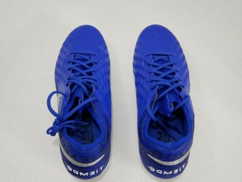 Mens Nike Elite FG Size AT5293-414 Soccer Cleats ACC tiempo