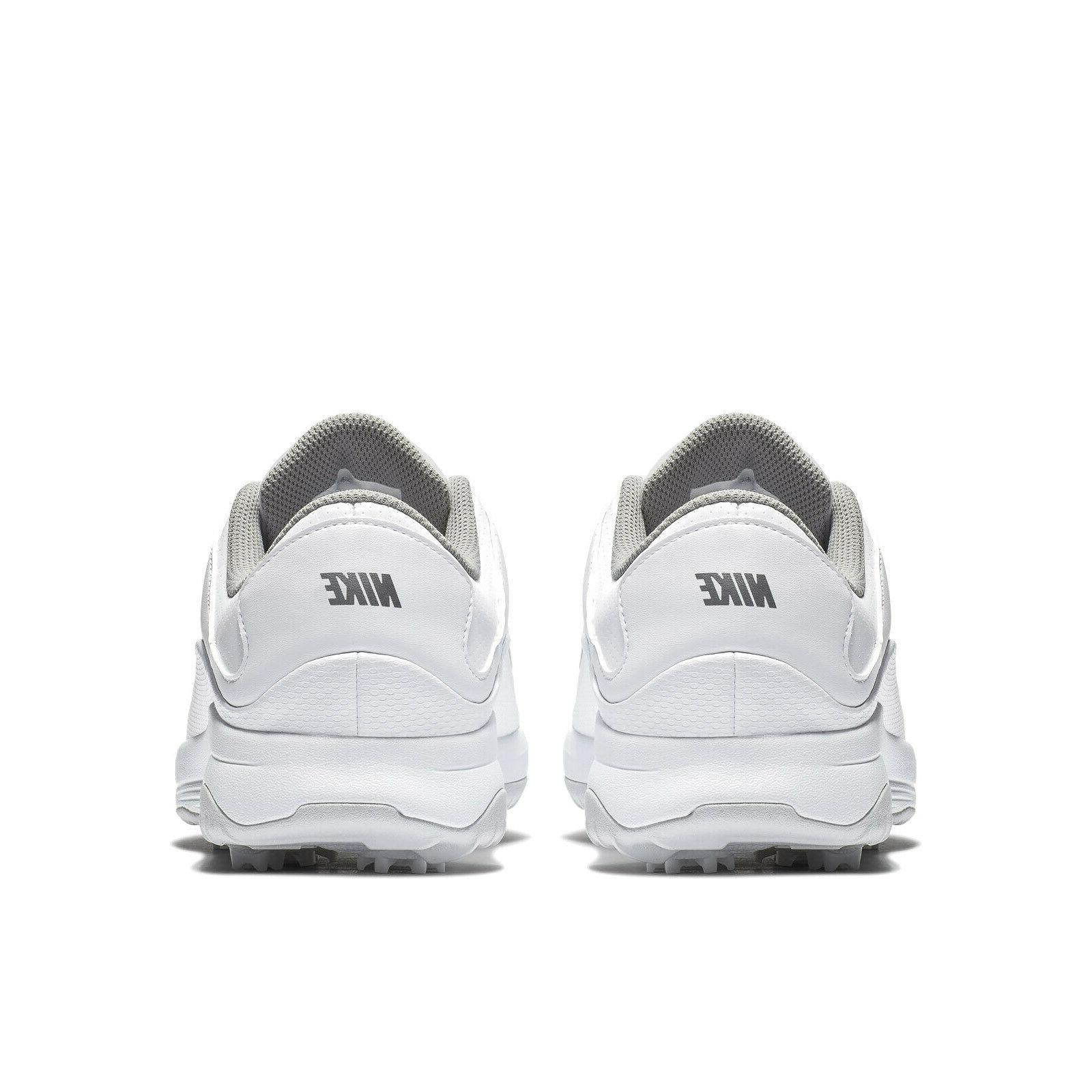 NIKE MENS SHOES WIDE WIDTH, White,