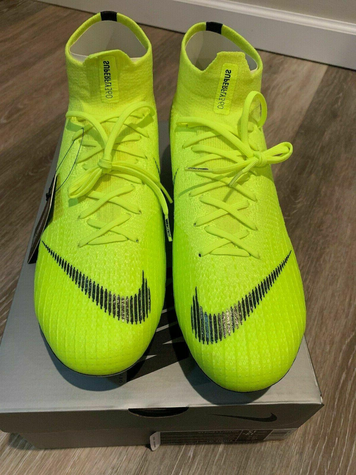 Nike Mercurial 6 Elite Cleats