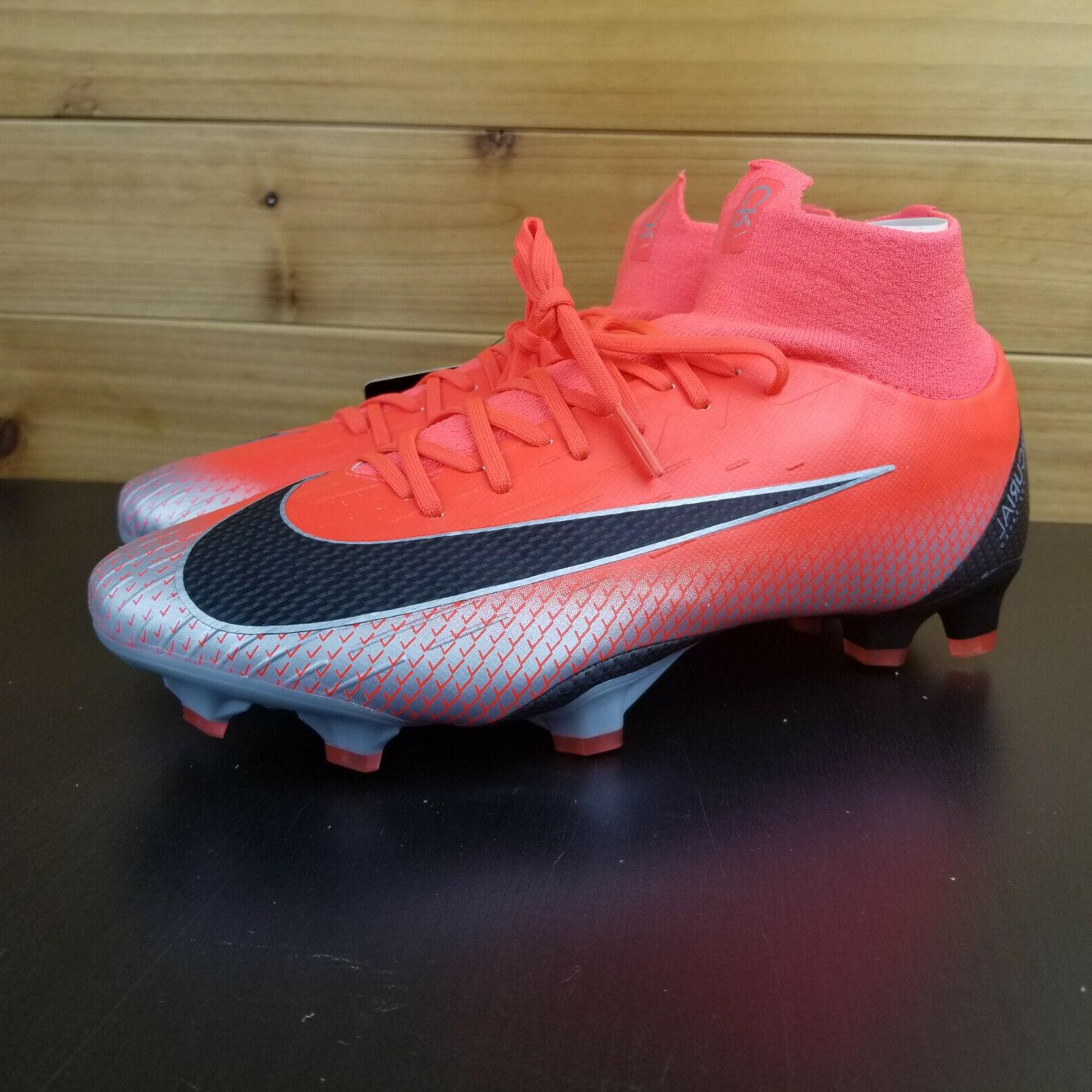 Nike Mercurial Pro CR7 Soccer Cleats Bright AJ3550