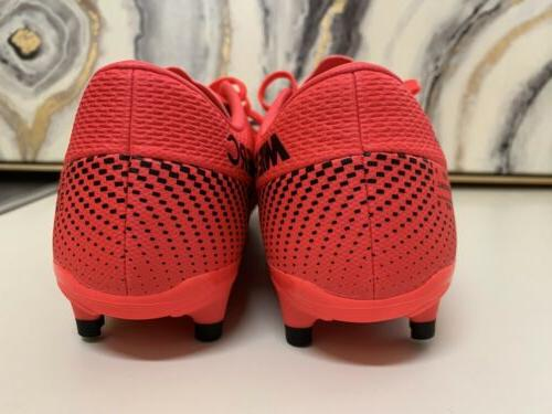 Nike Vapor Academy MG Cleats Red AT5269-606 sz 7