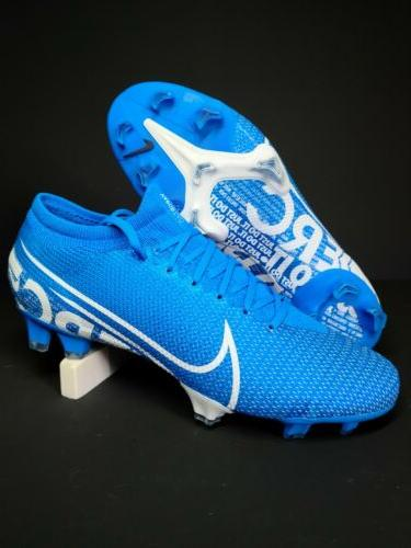 Nike PRO Cleats Size Blue New