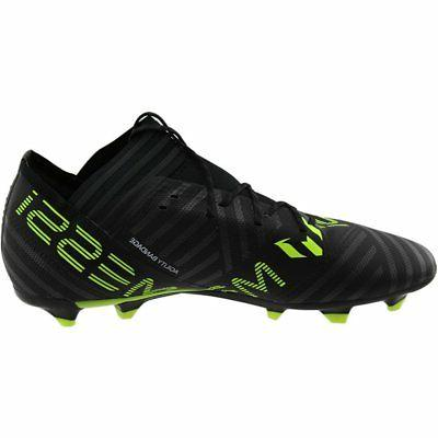 adidas Messi FG Casual Soccer Cleats Black - Size