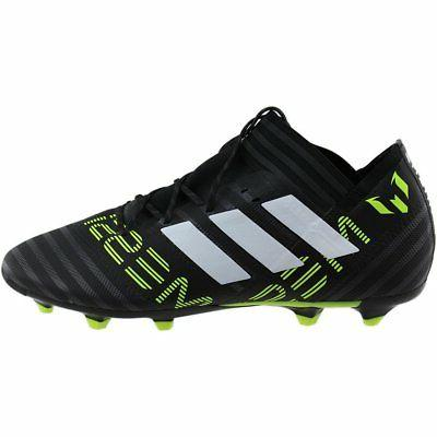 adidas Messi 17.2 FG Casual Cleats Black - - Size