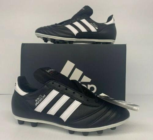 new copa mundial soccer cleats in box
