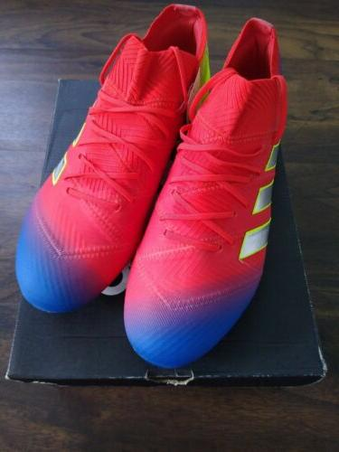 NEW Adidas 18.3 BB9444 Soccer Cleats Size 6.5