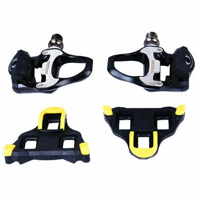 NEW Road Bike Clipless Bicycle Self-locking Cleats Cycling