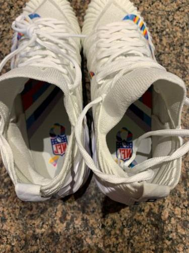 Catch Cancer NFL Cleats 13