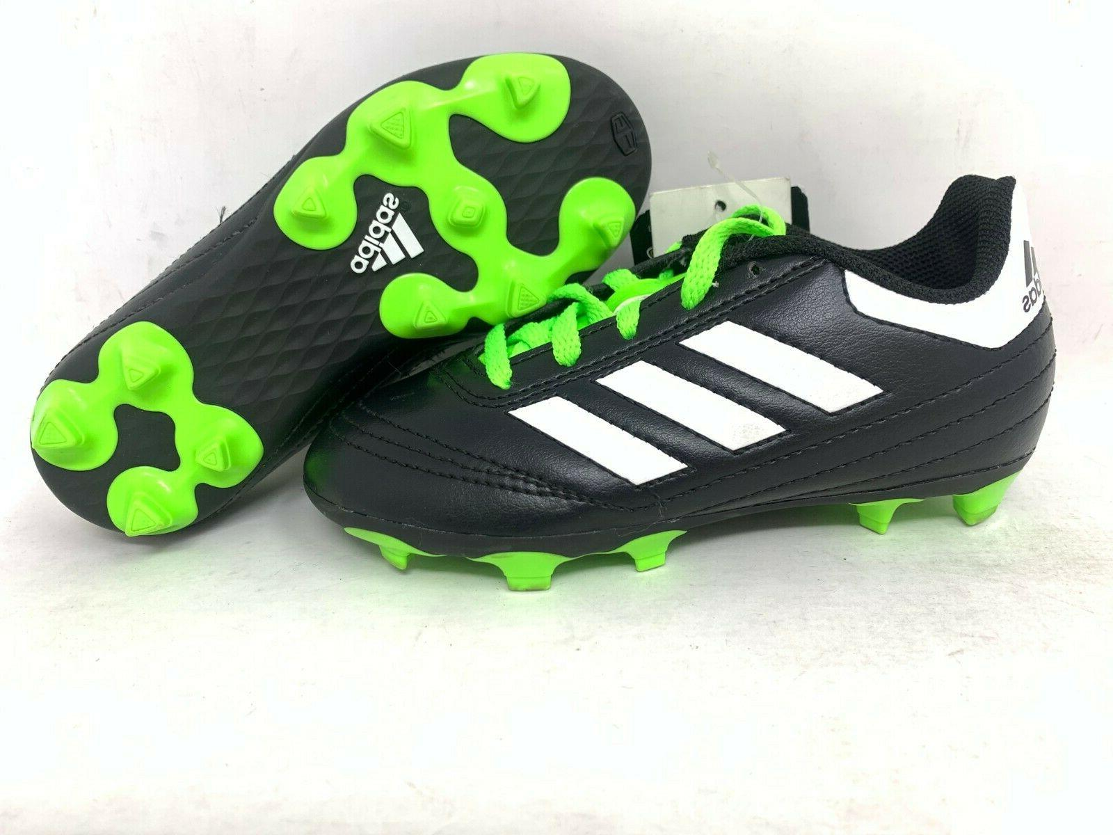 NEW! Goletto Cleats OR Lime/Black A1-14 tz