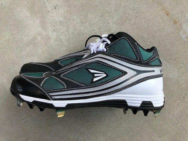 Easton cleats, metal choice of size,