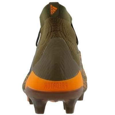 adidas predator 18.1 firm ground Casual Ground Brown Mens -