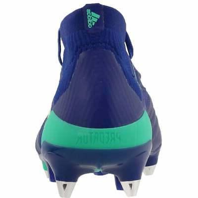adidas 18.1 Athletic Soft Cleats Navy -