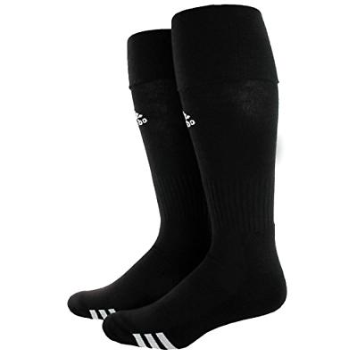 adidas Rivalry Soccer Socks , Black White Youth Adults  XS S