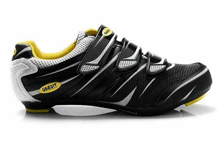 road cycling shoes lock pedal bike shoes