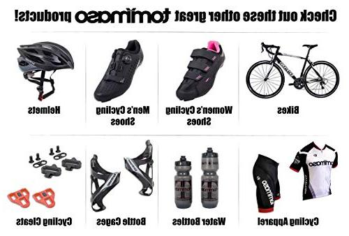 Tommaso Cycling, Biking & Spin Class Delta for Outdoor with Clipless