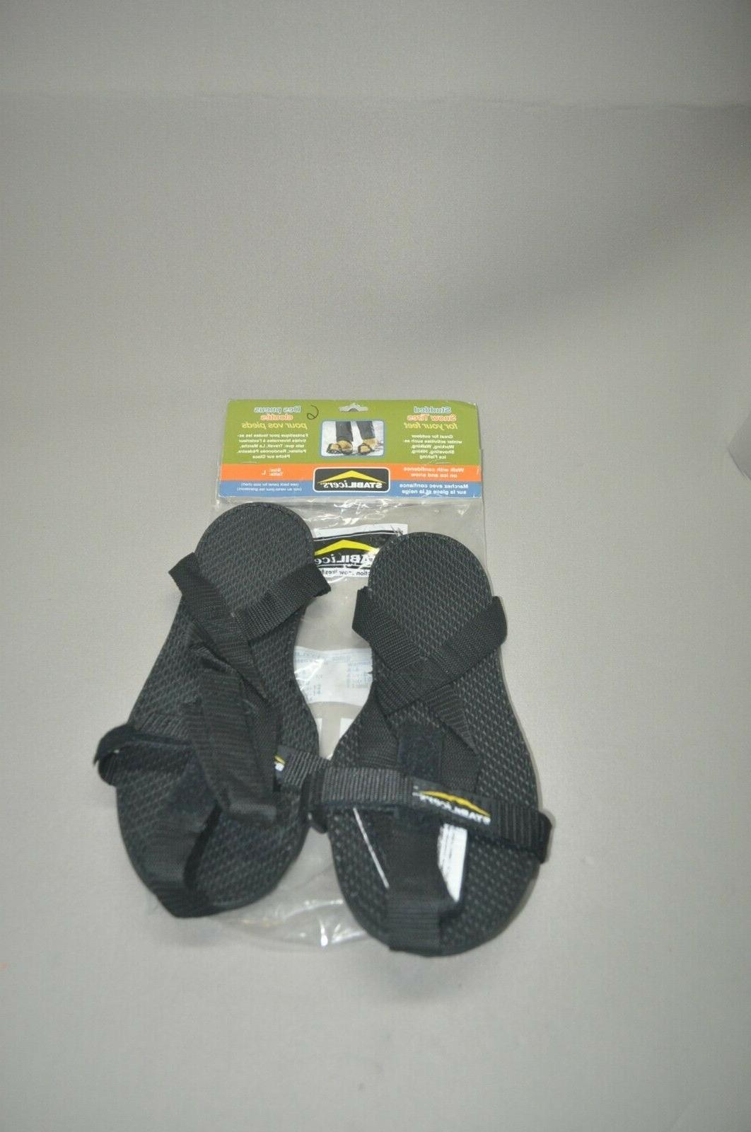 STABILICERS ICE OVER BOOTS XX LARGE 15-16 ICE SNOW NOS