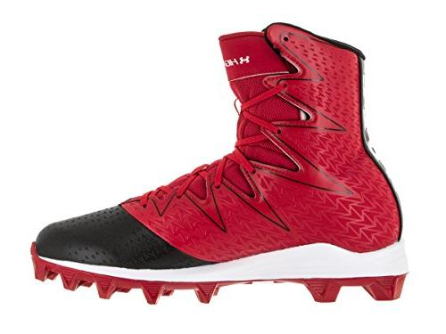 Under Armour Highlight RM Cleat Black/Red