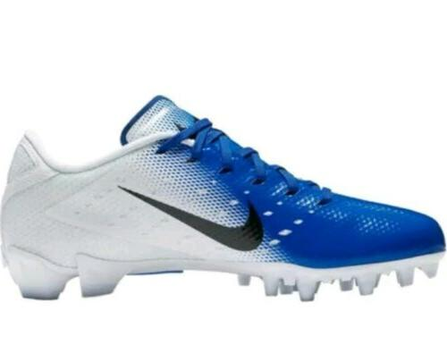 Nike Vapor Speed Low Cleats White 917166 105 Size