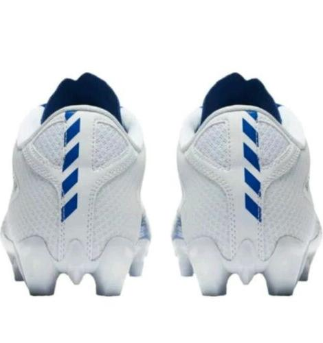 Nike Vapor Speed 3 Low Mens Football Cleats White 105