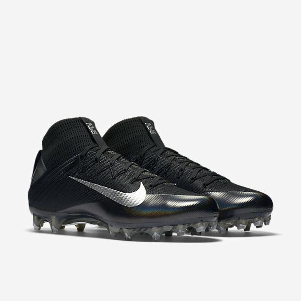 Nike Vapor Untouchable 2 Football Cleats Elite Carbon Flywea